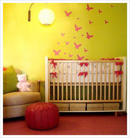 Ideias de decora o para quartos de b be ideias decora o mobili rio - Adorable baby girl bedroom ideas and inspirations ...