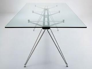 ideias decoração - mesa de jantar estilo vintage.