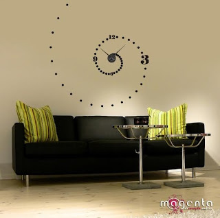 Adesivo decorativo - Mangenta
