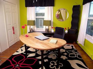 decoração escritório | Ideias decoração mobiliário