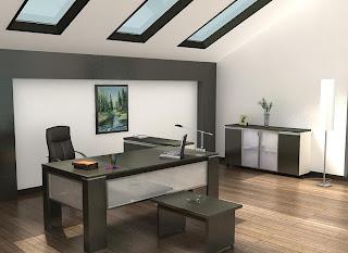 Iluminação escritório | ideias decoração mobiliário