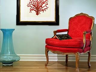Ideias-decoracao-mobiliario | Entrada vermelha