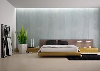 Ideias decoração mobiliario | Quarto casal moderno carvalho