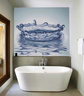 Ideias decoração casa de banho moderna