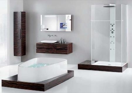 Quarto de Hospedes [1.ºPiso] Casa-de-banho-moderna