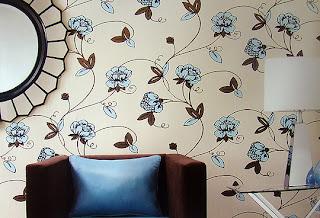 Papel de parede decorativo