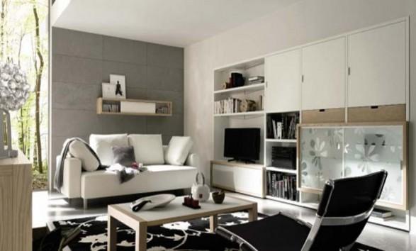 Sala Pequena Mas Moderna ~ Decorar uma sala pequena requer um bom estudo do espaço e sua