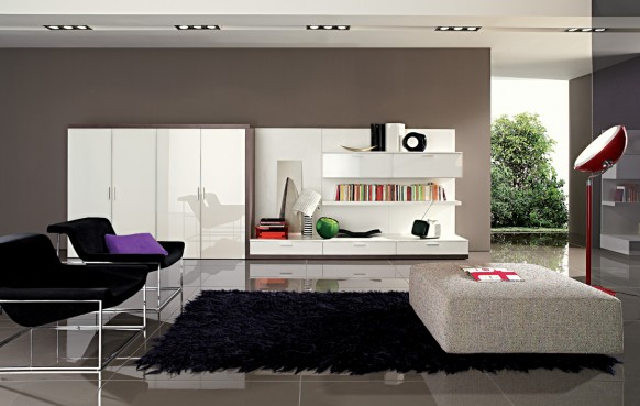 decoracao sala wengue:salas minimalistas