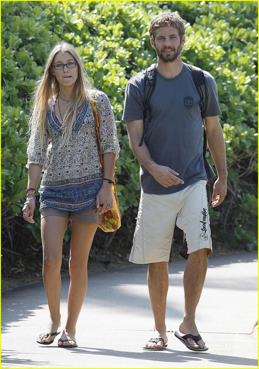 Paul Walker Girlfriend