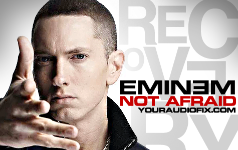 eminem not afraid recovery Download Eminem Not Afraid Video and Mp3.