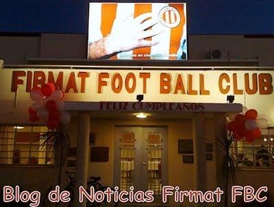 :: BLOG DE NOTICIAS DEL FIRMAT FBC ::