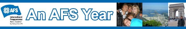An AFS Year