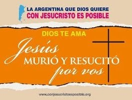 Con JESUS  es posible