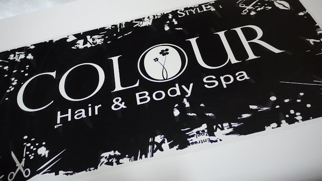 Colour Hair and Body Spa