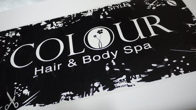 Colour Hair and Body Spa