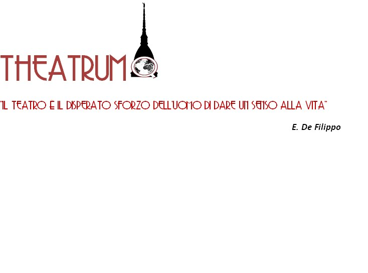 THEATRUM Q: opere teatrali