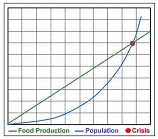 karl marx theory on overpopulation Conflict theory: marx, mills, braverman, coser  5) karl marx (1818-1883)   marx argued that such societies were destroyed by overpopulation and by their.