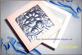Download Cajita Con Repujado En Aluminio Manualidades Beatriz ...