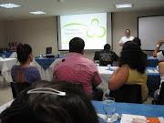 Reunión de pacientes Fundación Esperanza Viva, Bucaramanga, Colombia