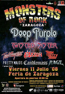 Monsters Of Rock Spain | RM.