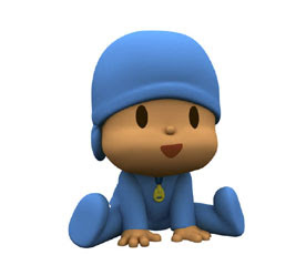 Pocoyo YouTube http://a-confident.blogspot.com/2010/03/pocoyo-best-cartoon-for-children.html