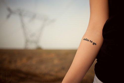 Les 40 plus beaux tatouages de Pinterest Elle - tatouage avant bras femme