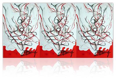 fine art artist 3 Faucets Triptych