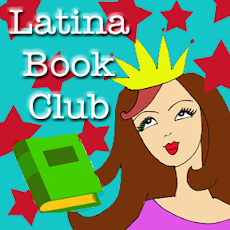 THE LATINA BOOK CLUB BADGE