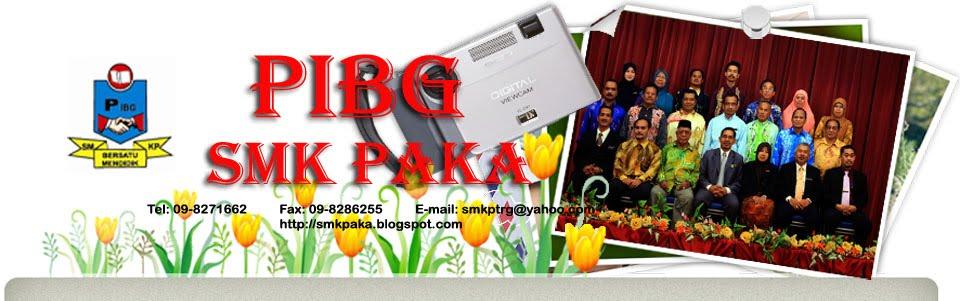 PIBG SMK PAKA
