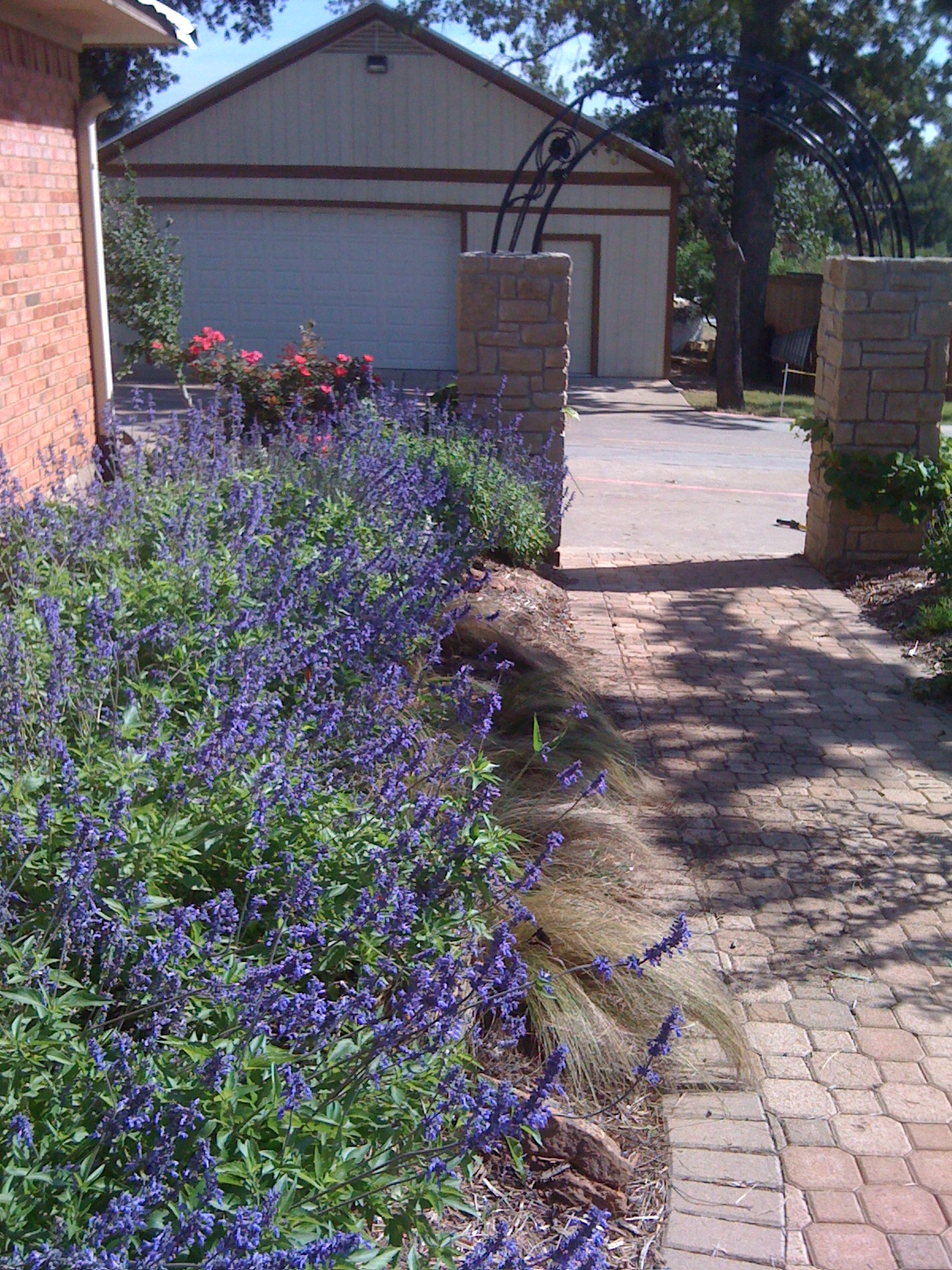 these elements into your garden space to make it a place of sanctuary