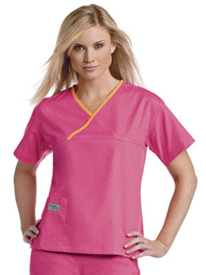 modern nurse uniform