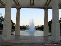 Jardin del Turia Fountain, Valencia