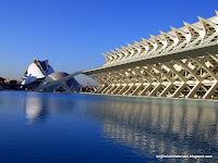 Science Museum Prince Felipe, Valencia