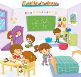 el salon de clases