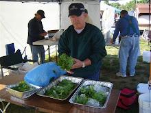 """Erich """"the lettuceman"""" Schmitt"""
