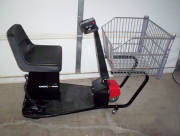Electric Shopping Cart