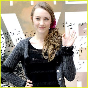 Happy 16th Birthday to Saoirse Ronan