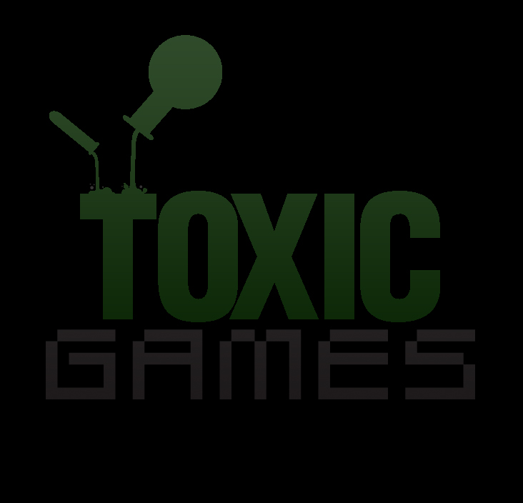 toxic games toxic games logo