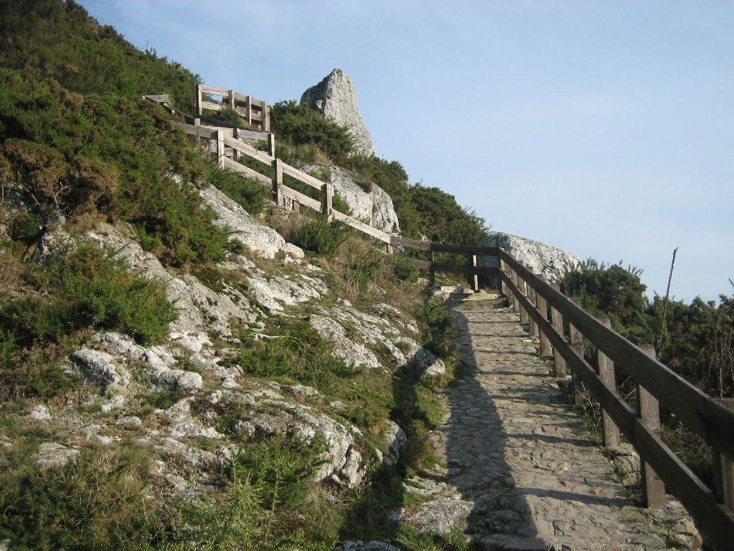 Rutas por Galicia: Pico Sacro