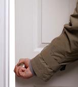 A porta de escape é Cristo!!