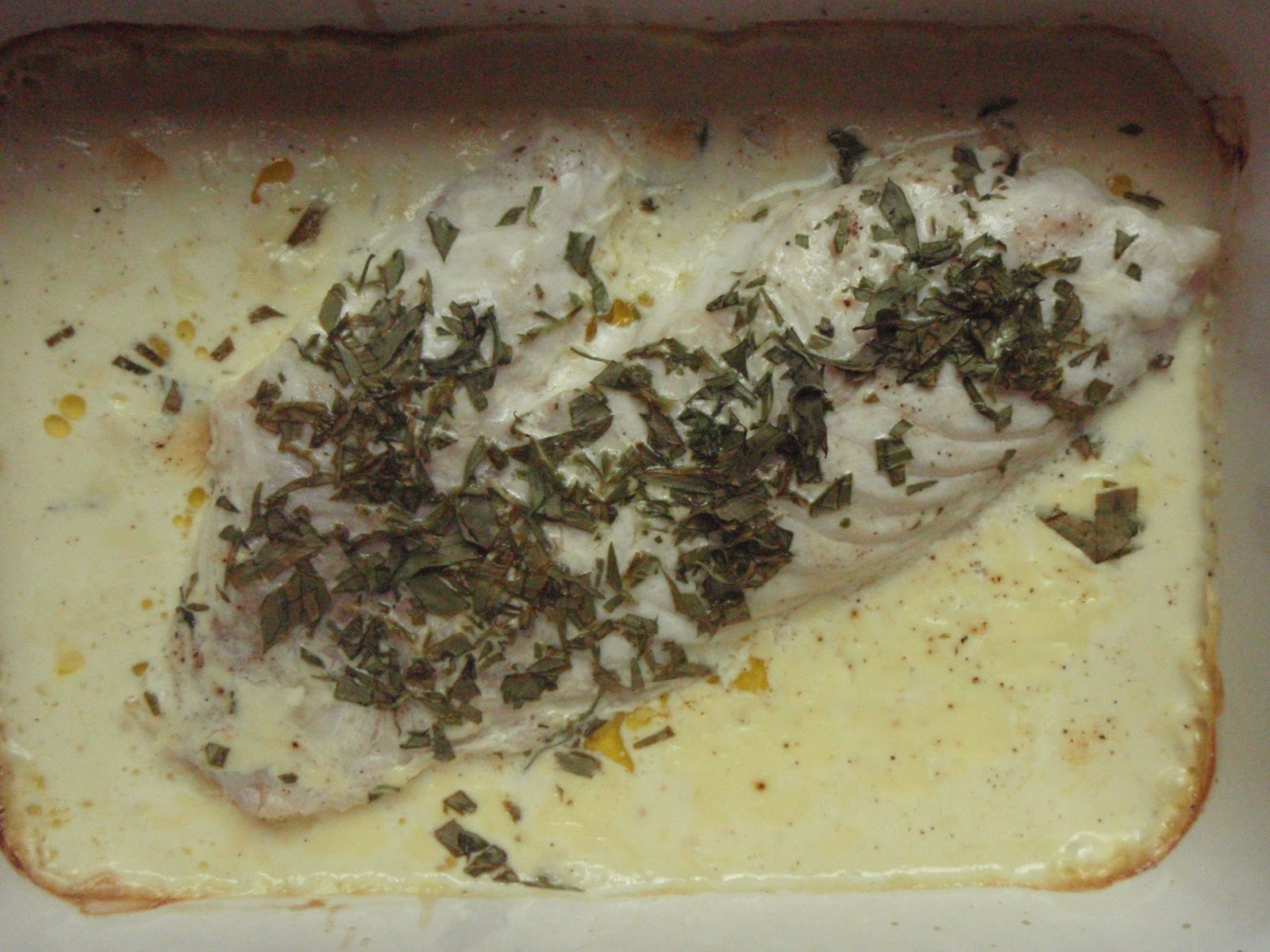 Cook with claire fish in cream sauce for Cream sauce for fish