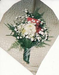 Contoh rangkaian Bunga tangan3