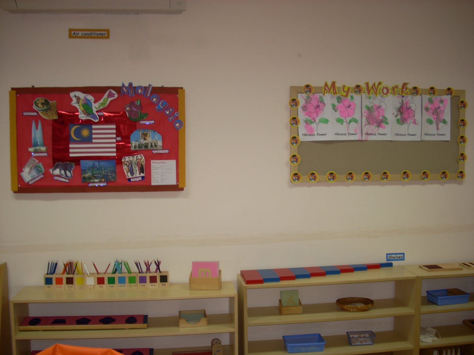 Montessori Classroom Decor ~ The gallery for gt montessori classroom decoration