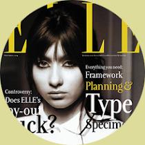 Tipografía femenina