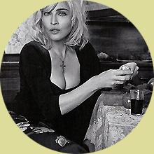 Madonna con Photoshop