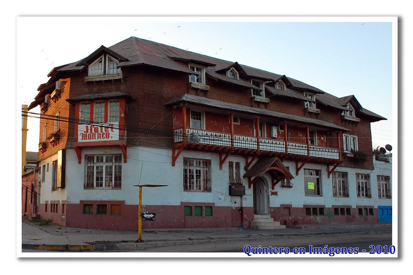 Quintero en imagenes casas y construcciones antiguas de quintero - Construcciones de casas ...