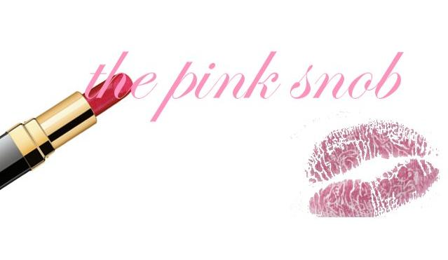 The Pink Snob