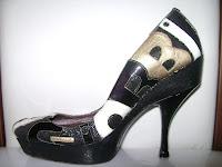 Sapato Francesca Giobbi scarpin salto 38/39