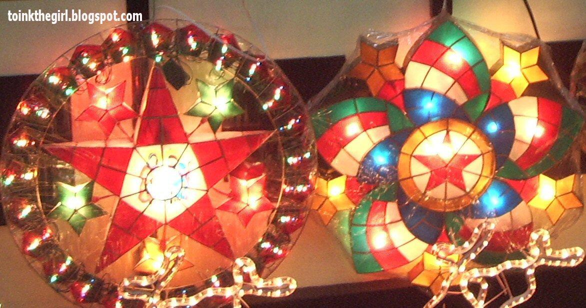 philippine christmas lanterns galore