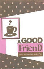 GOOD FRIEND COVER